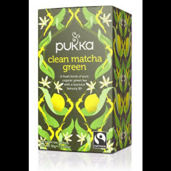 Win: A hamper of organic herbal tea from Pukka Herbs
