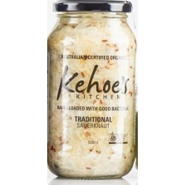 Kehoe S Kitchen Sauerkraut